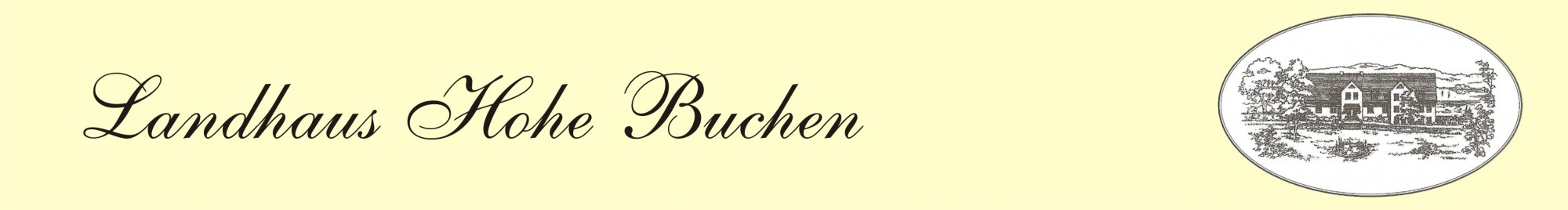 Landhaus Hohe Buchen